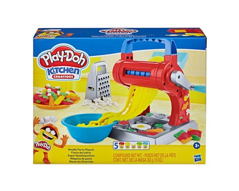 Hasbro Play-Doh Noodle Party Playset