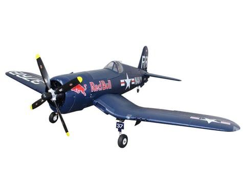 Staufenbiel Red Bull F4U Corsair BNF Basic Electric Airplane