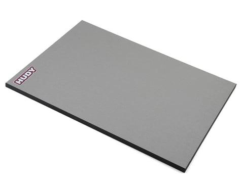 Hudy 1/10 & 1/12 On-Road Flat Set-Up Board (Lightweight) (Titan)