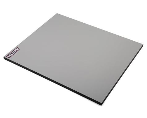 Hudy 1/10 Off-Road Flat Set-Up Board (Lightweight) (Grey)