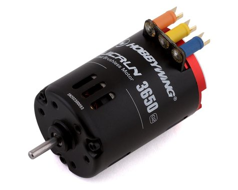 Hobbywing Quicrun 3650 G2 Sensored Brushless Motor (21.5T)