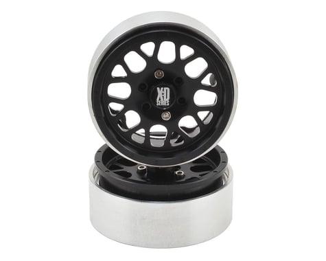 Incision KMC 1.9 XD820 Grenade Wheels (2) (Black)
