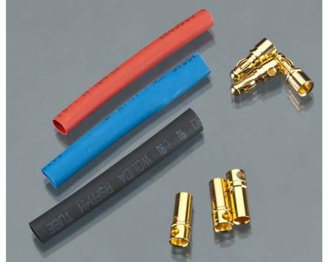 Team Integy 3.5mm Connector Plug Set for ESC/Motor/Wire Hrns