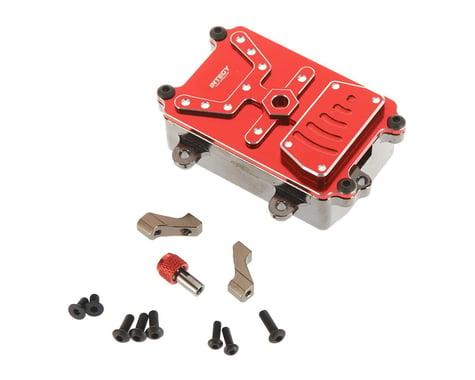 Team Integy Metal Receiver Box 1/10 SCX-10 Crawler