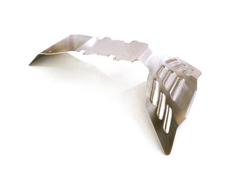 Integy E-Maxx Stainless Steel Front Skid Plate INTC27479S