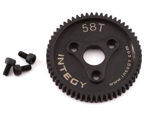 Integy Revo/T-MAXX 3.3 Steel 0.8 Spur Gear 58T INTT4101