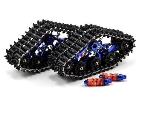 Team Integy Traxxas Snowmobile & Sandmobile Conversion Kit (Blue)
