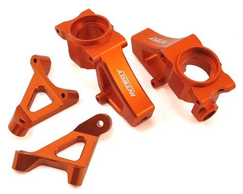 Team Integy Baja5B/T T2 Steering Knuckle (Orange)