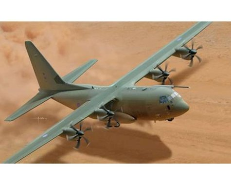 Italeri Models 1/48 Hercules C130J CS Transport Aircraft