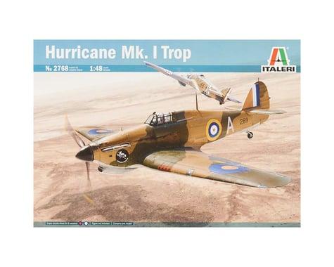 Italeri Models 1/48 Hurricane MK.I Trop w/Photo Etched Parts