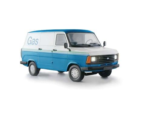 Italeri Models 1/24 Ford Transit Van Mk.II