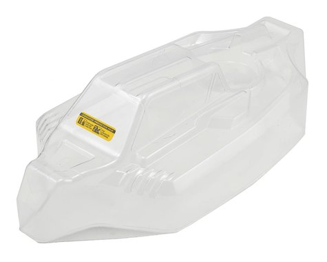 """JConcepts TLR 8IGHT 4.0 """"S2"""" 1/8 Buggy Body (Clear)"""