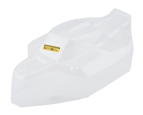 JConcepts MBX8 ECO 1/8 Electric Buggy Body (Clear)