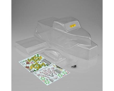 JConcepts King Sling Mega Monster Truck Body w/Racerback (Clear)