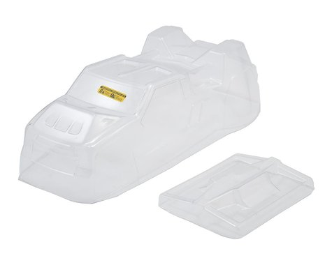 JConcepts T6.1 F2 Finnisher Body (Clear) (Light Weight)