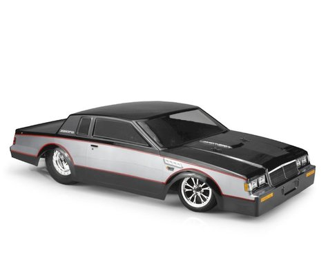 JConcepts 1987 Buick Grand National Street Eliminator Drag Racing Body (Clear)