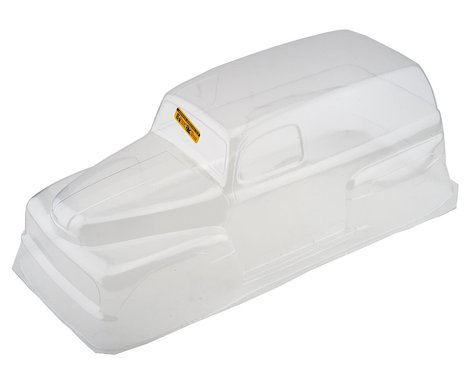 JConcepts Traxxas Stampede 1951 Ford Panel Grandma Body (Clear)
