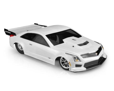 JConcepts 2019 Cadillac ATS-V Street Eliminator Drag Racing Body (Clear)
