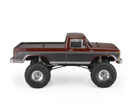 """JConcepts 1979 Ford F-250 Scale Rock Crawler Body (Clear) (12.3"""")"""