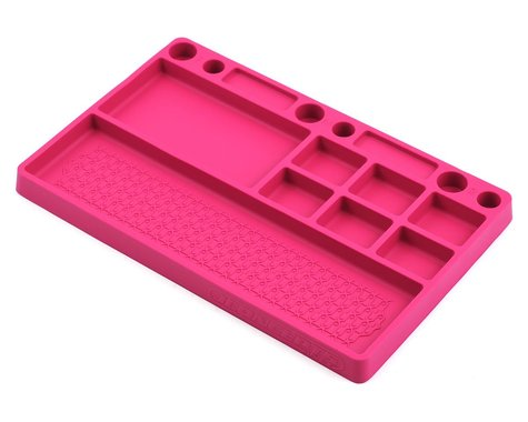JConcepts Rubber Parts Tray (Pink)