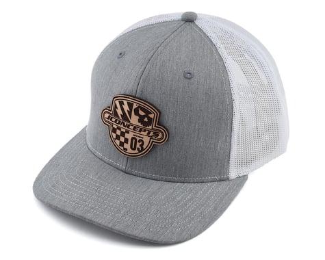 JConcepts Destination Snapback Round Bill Hat (Heather) (One Size Fits Most)