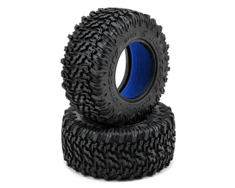 JConcepts Scorpios Short Course Tires (2) (Green)