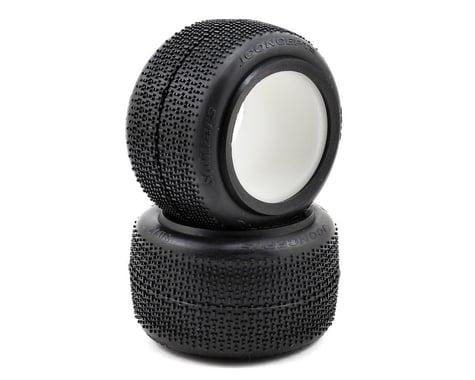 "JConcepts Splitters 2.2"" Rear Buggy Tires (2) (Black)"
