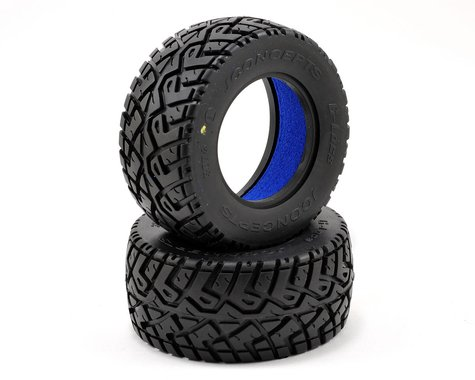 JConcepts G-Locs Short Course Tires (2) (Yellow)
