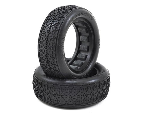 "JConcepts Dirt Webs 2.2"" 2WD Front Buggy Tires (2) (Blue)"