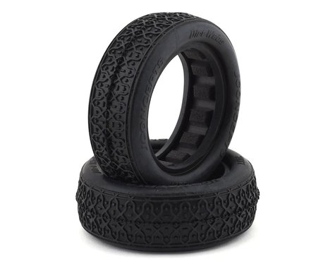 "JConcepts Dirt Webs 2.2"" 1/10 2WD Front Buggy Tires w/Dirt Tech Inserts (2) (Aqua)"