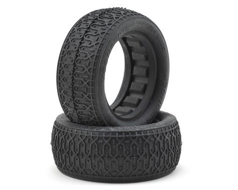 "JConcepts Dirt Webs 2.2"" 4WD Front Buggy Tire (2) (Gold)"