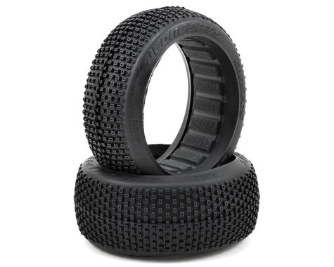 JConcepts Chasers 1/8th Buggy Tire (2) (Green)