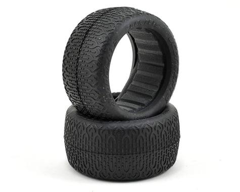 JConcepts Bar Flys 60mm Rear Buggy Tires (2) (Gold)