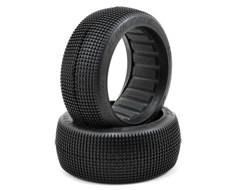 JConcepts Reflex 1/8 Buggy Tires (2) (Black)