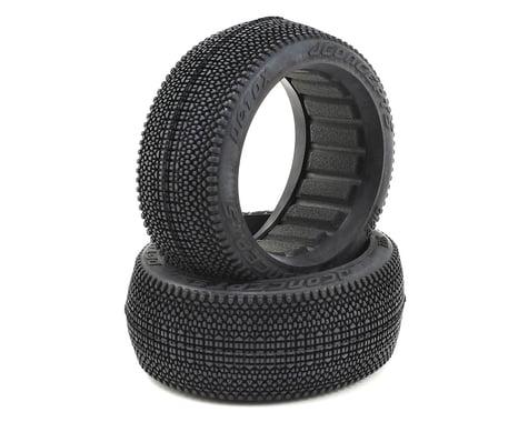 JConcepts Detox 1/8 Buggy Tires (2) (Orange2 - Long Wear)