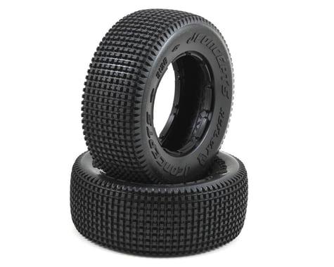JConcepts Reflex 1/5 Scale Off-Road Truck Tires (2) (No Foam) (Yellow)