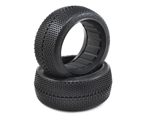 JConcepts Triple Dees 1/8th Buggy Tires (2) (Blue)