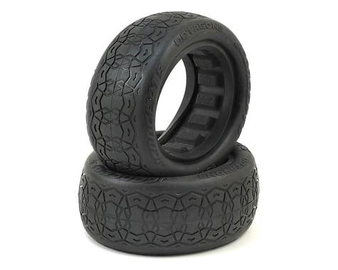"""JConcepts Octagons 2.2"""" 4WD 1/10 Front Buggy Tires (2) (Aqua)"""
