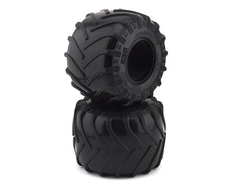 """JConcepts JCT 2.6"""" Monster Truck Tires (2) (Blue)"""