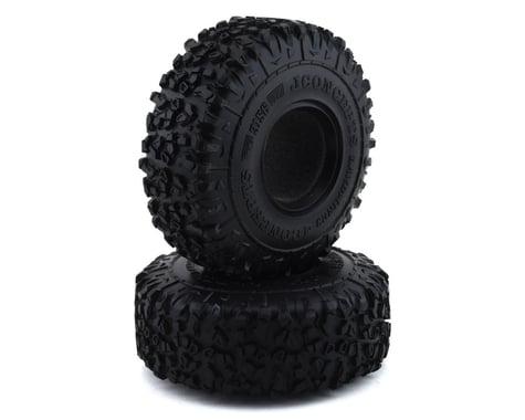 "JConcepts Landmines 1.9"" All Terrain Crawler Tires (2) (Green)"