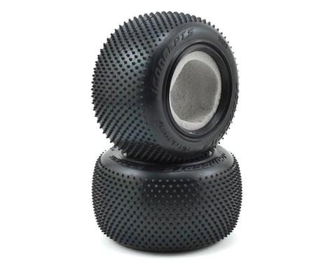 "JConcepts Pin Downs Carpet 2.2"" Truck Tires (2) (Pink)"