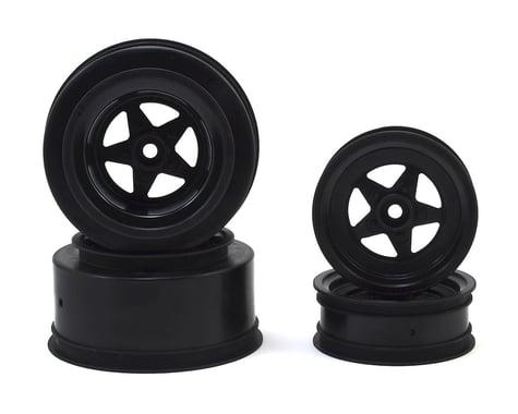 JConcepts Startec Street Eliminator Drag Racing Wheels (Black)