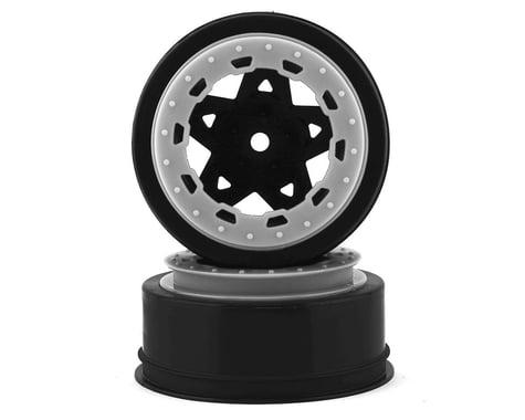 JConcepts Tremor Short Course Wheels (Black) (2) (Slash Front)