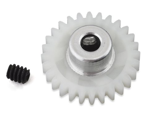 JK Products 48P Plastic Pinion Gear (3.17mm Bore) (28T)