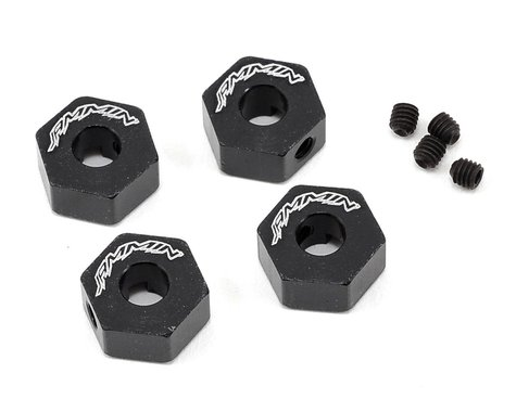 Jammin Products Slash 4x4 Aluminum Wheel Hex Set (4)