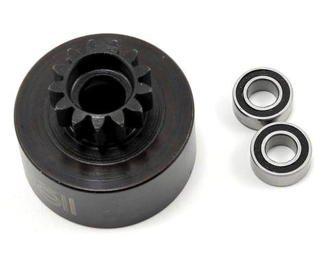 JQRacing 13T Clutch Bell w/5x10 Bearings