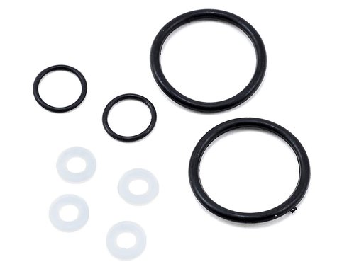 JQRacing White Edition 16mm Shock O-Ring Set