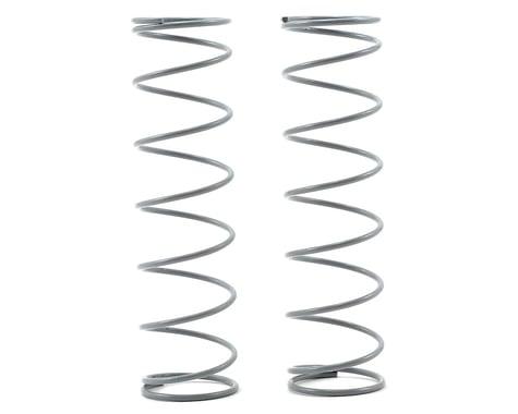 JQRacing Rear Shock Spring Set (Grey) (2) (85mm/8.25 Coil - Medium Hard)