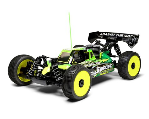 """JQRacing """"THE Car"""" 1/8 Off-Road Nitro Buggy Kit (Black Edition)"""
