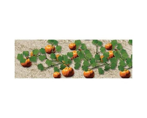 "JTT Scenery O Pumpkins, 2.5"" long (6)"